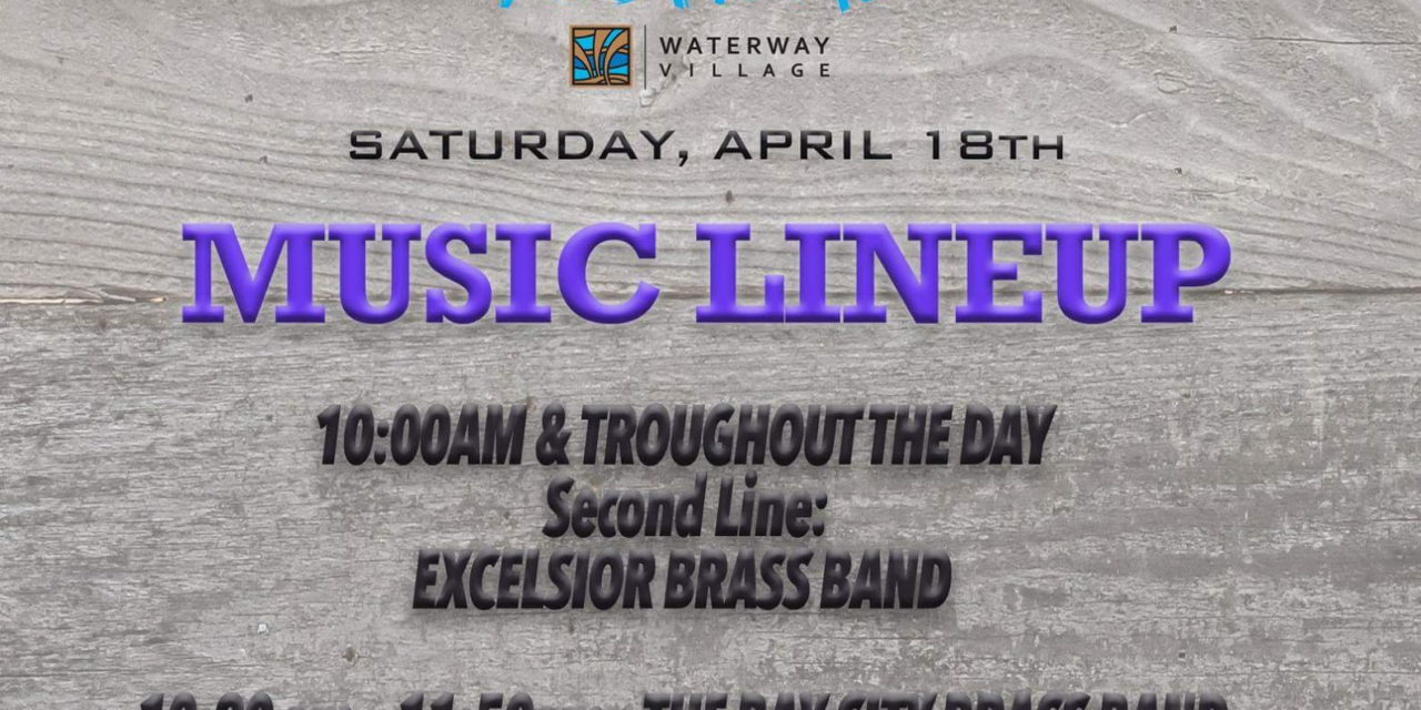 April 18, 2015 Gulf Shores Zydeco Crawfish Festival